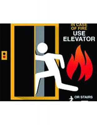 استاندارد سازی آسانسور آتش نشانی و تخلیه