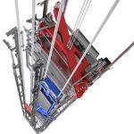 ۳ روند رو به رشد در فناوری آسانسور